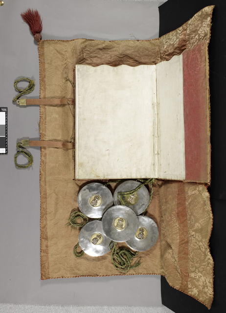 Seals from BL Harley 1498, Seals