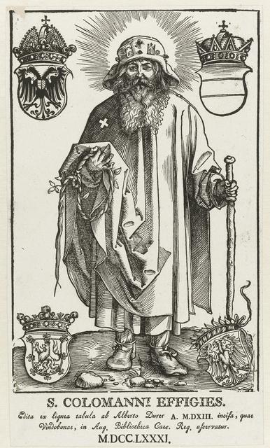 Heilige Koloman