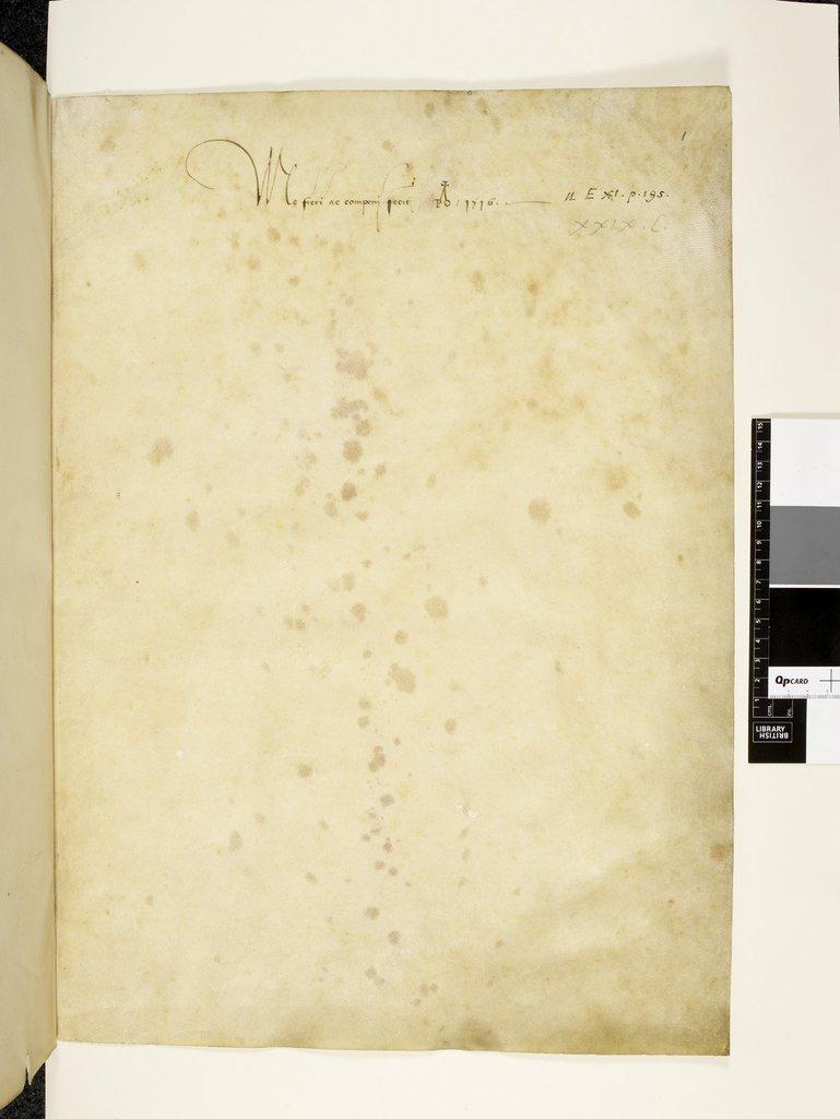 Inscription from BL Royal 11 E XI, f. 1