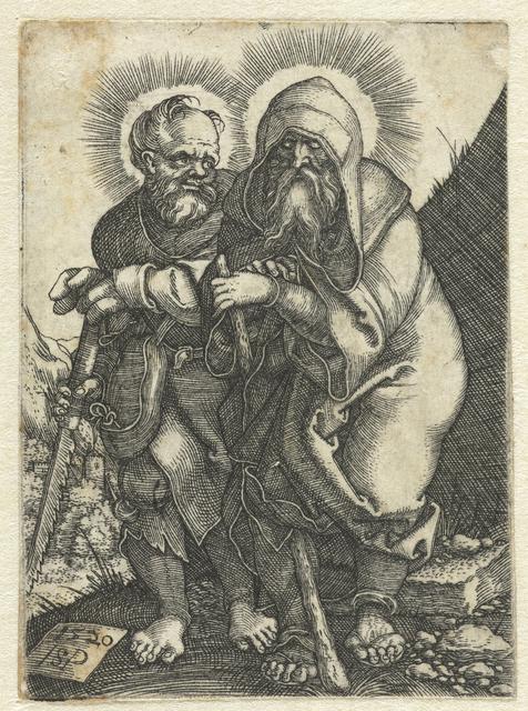 Simon Zelotes en Judas Taddeüs