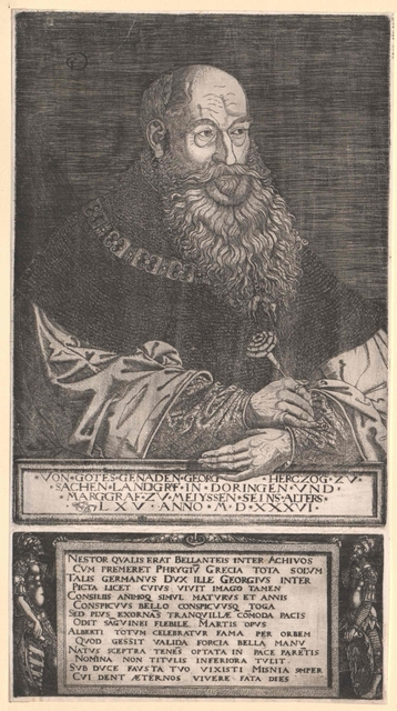 Georg, Herzog von Sachsen