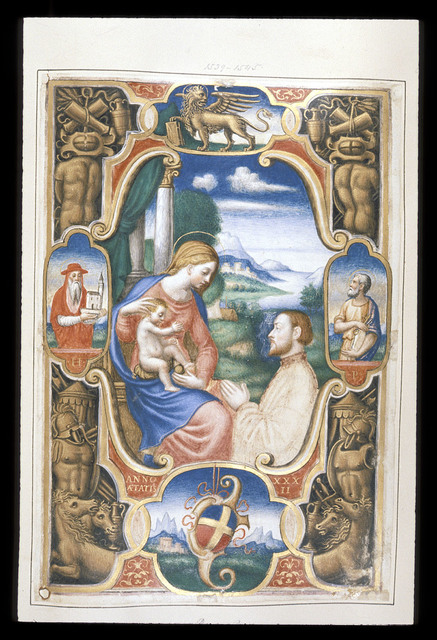 Commission from Pietro Lando to Pietro Pizzamano from BL Add 20916, f. 6, f. 6