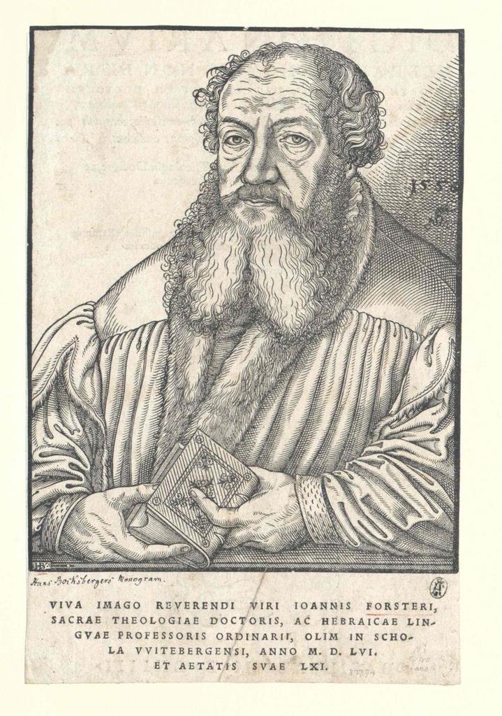 Forster, Johann