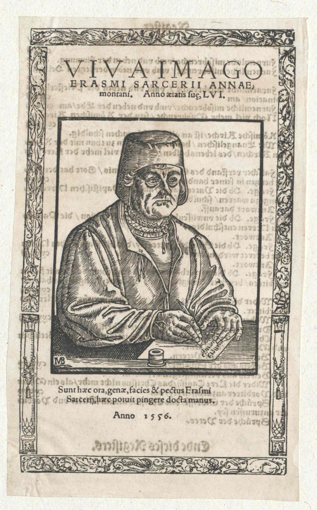 Sarcerius, Erasmus