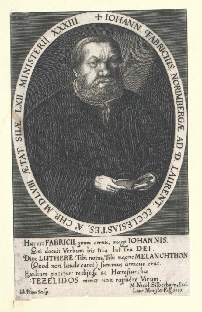 Fabricius, Johann