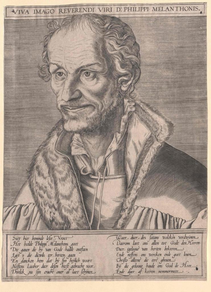 Melanchthon, Philipp