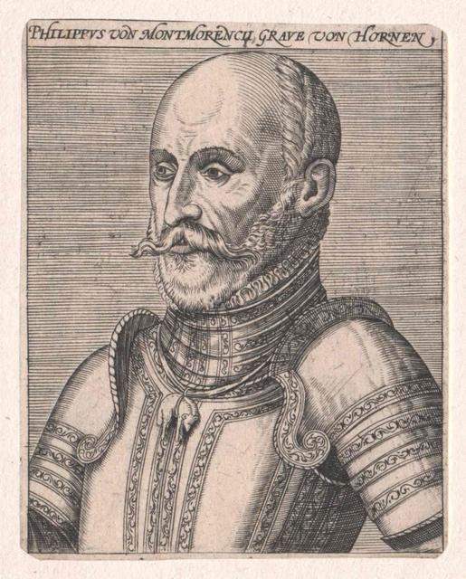 Hoorne, Philips van Montmorency Graf