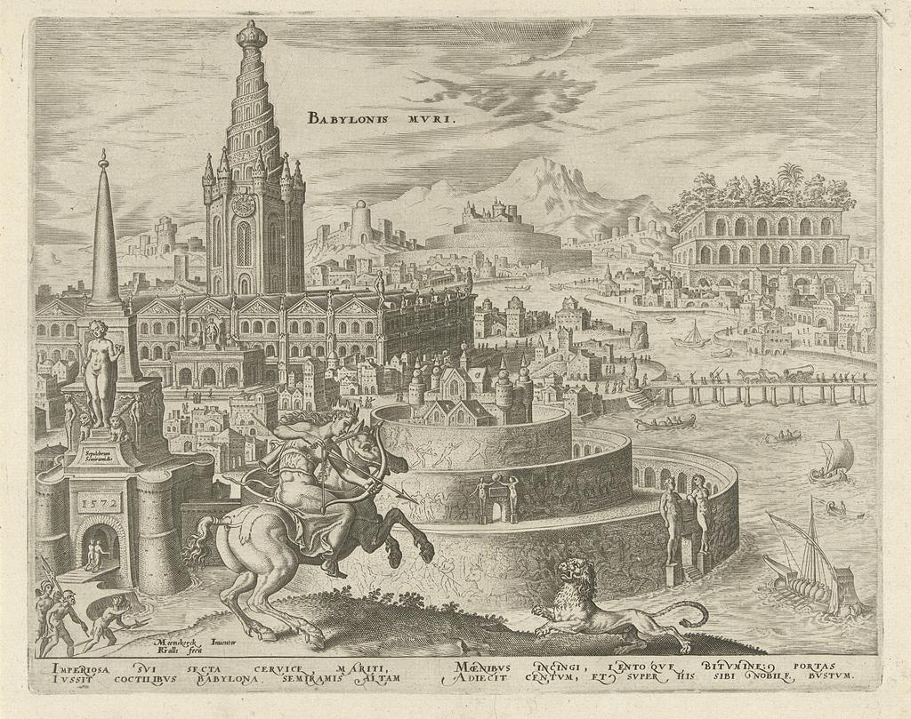 Muren van Babylon