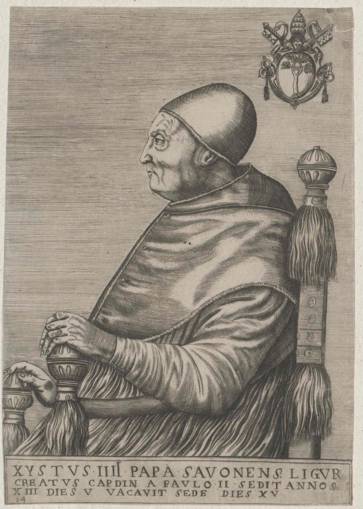 Sixtus IV., papa