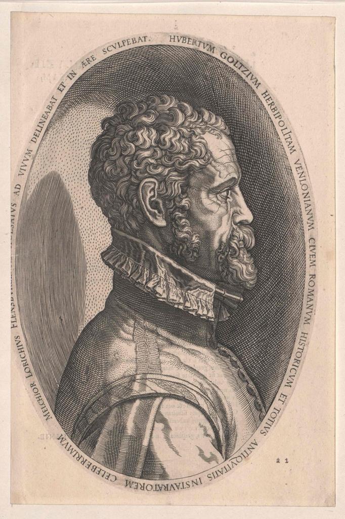 Goltzius, Hubert