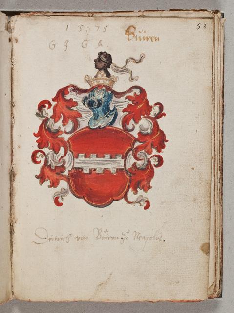 Albuminscriptie / van Dietrich von Buiren, voor Gerard van Hacfort