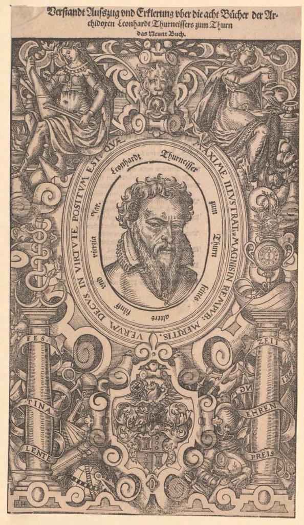 Thurneysser, Leonhard