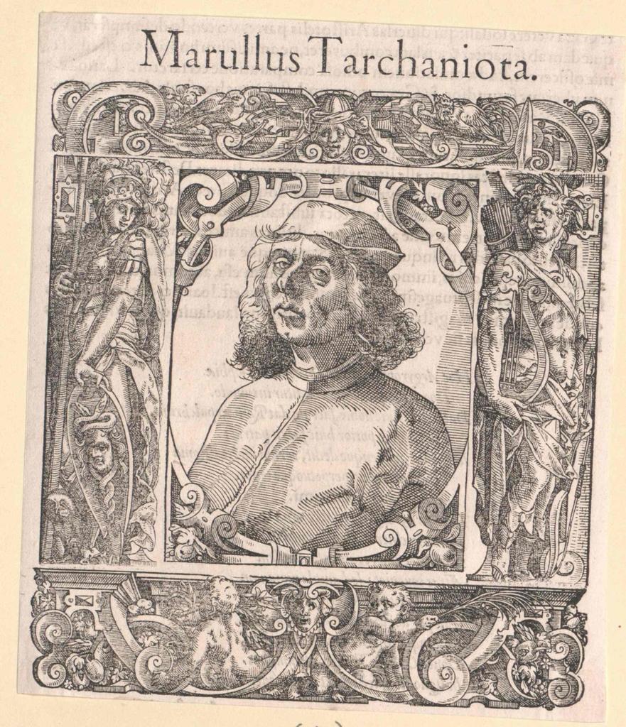 Marullus Tarchaniotes, Michael