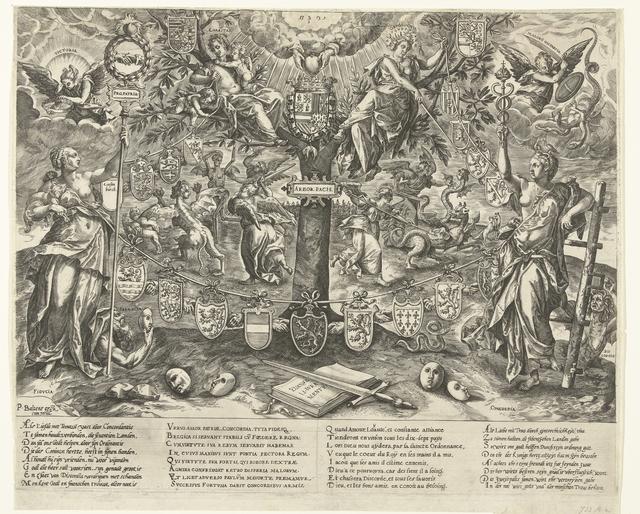 De Boom van het Verbond, 1578