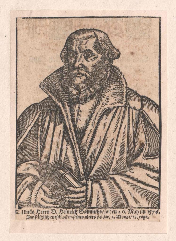 Salmuth, Heinrich