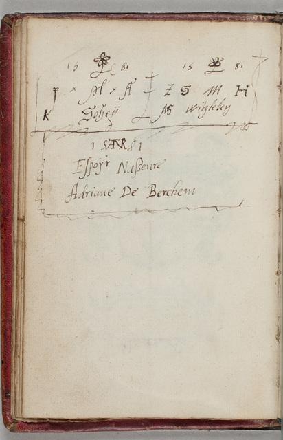 Albuminscriptie / van K. Soheij, voor [Johan] Roelofs