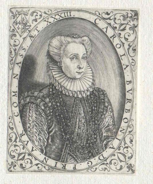 Charlotte von Bourbon-Montpensier