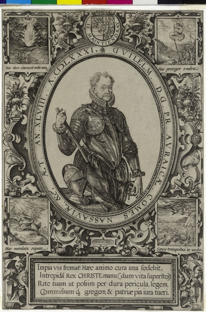 Wilhelm I., Prinz von Oranien, Graf von Nassau