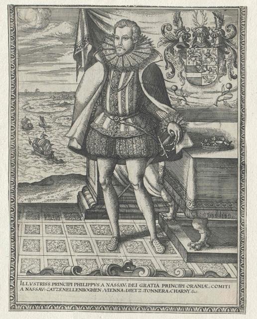 Philipp Wilhelm, Prinz von Oranien, Graf von Nassau