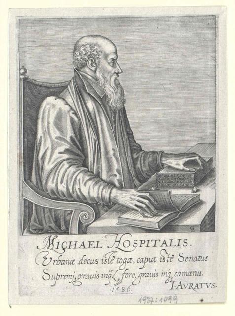 L'Hospital, Michel