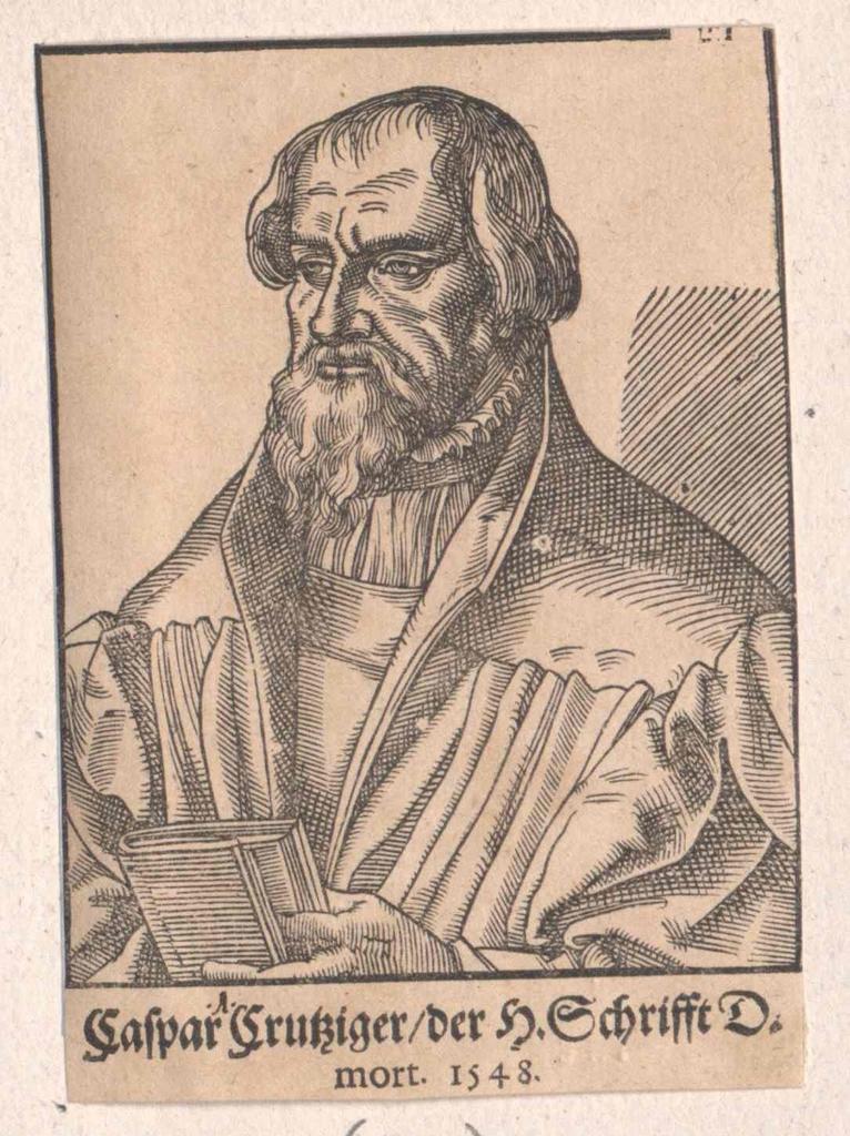 Cruciger, Kaspar