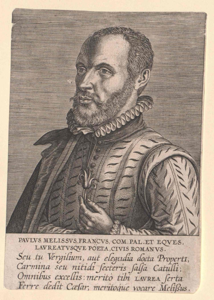 Melissus, Paul