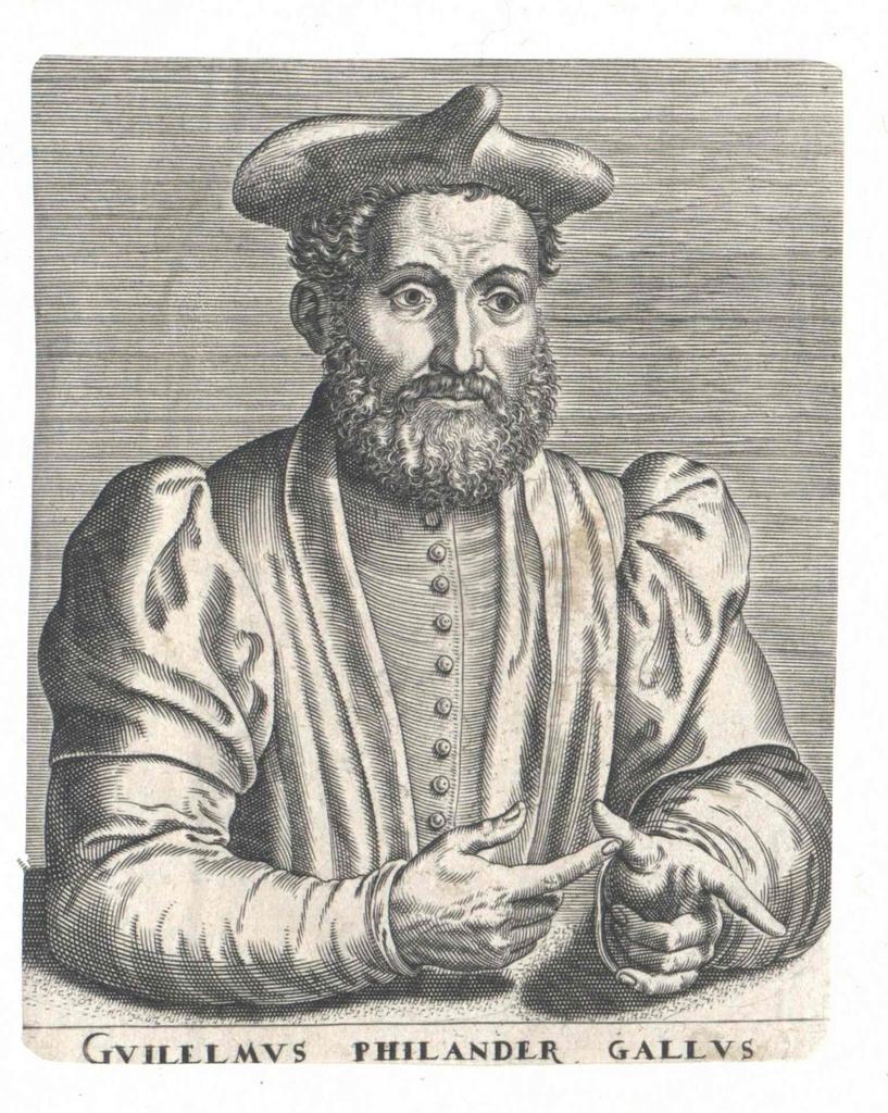 Philandrier, Guillaume