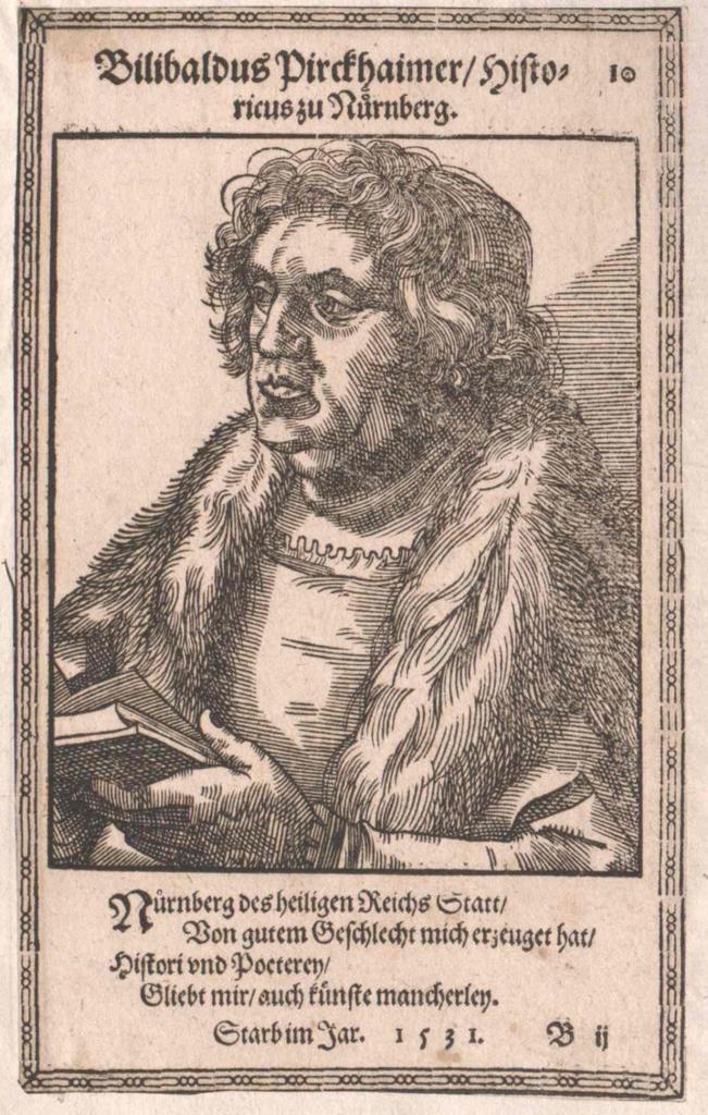 Pirckheimer, Willibald