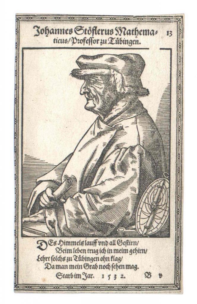Stöffler, Johannes