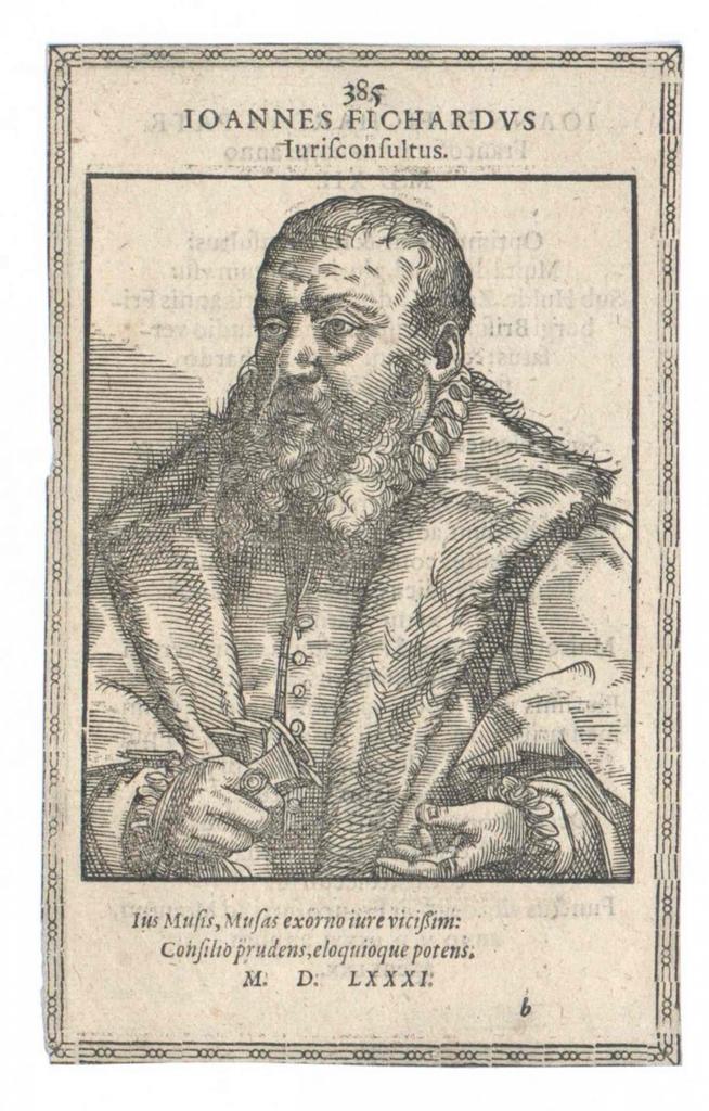 Fichard, Johann