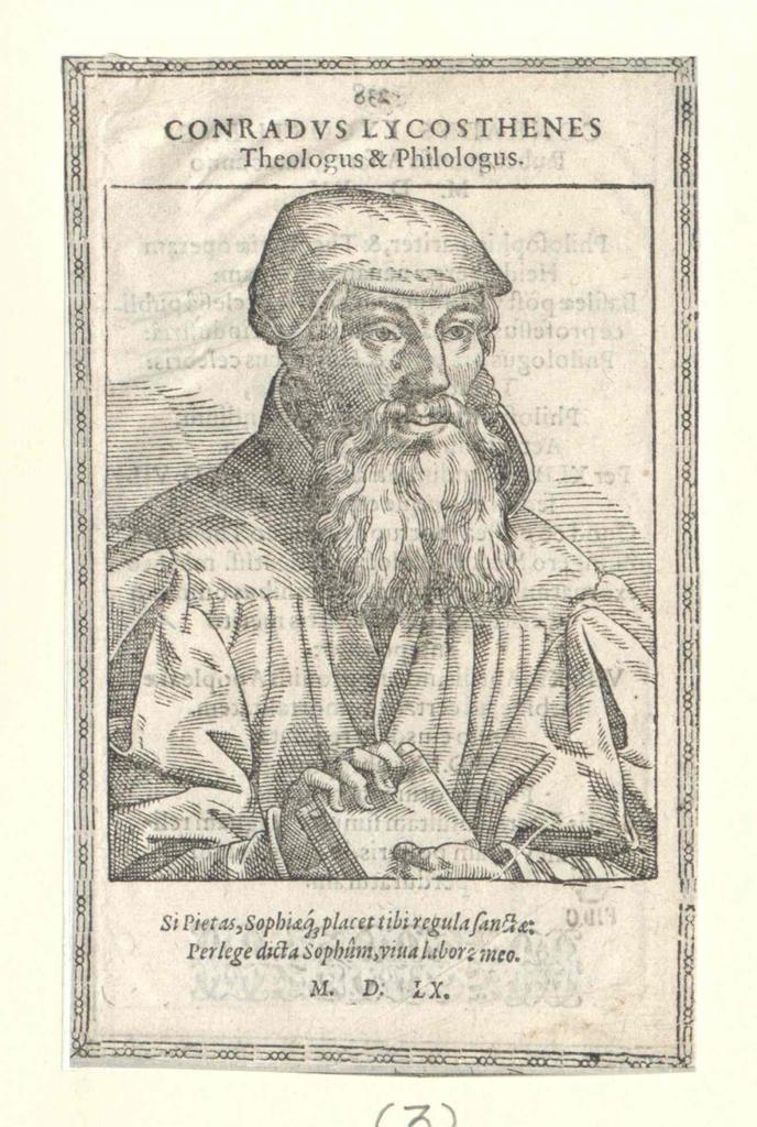 Lycosthenes, Konrad