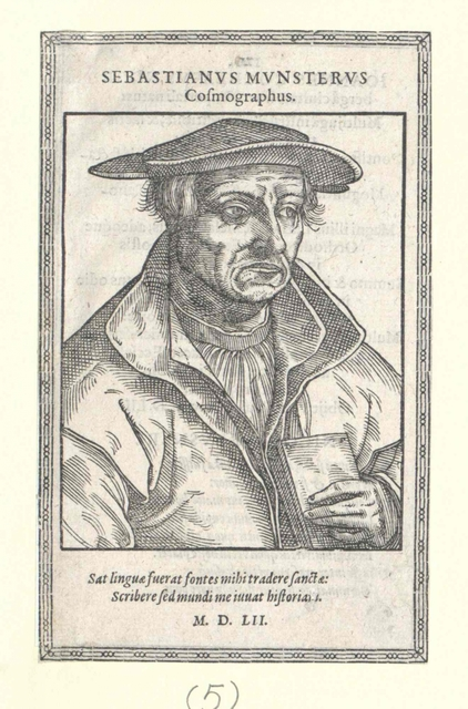 Münster, Sebastian