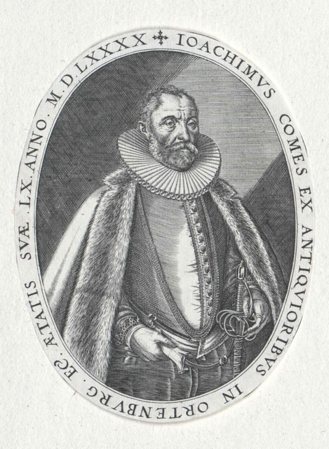 Ortenburg, Joachim Graf zu
