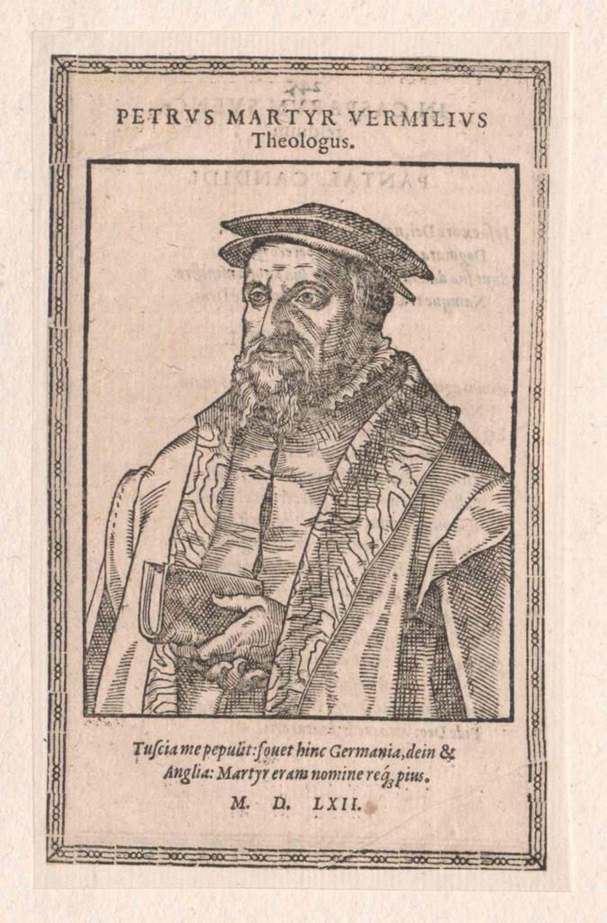 Petrus Martyr Vermigli