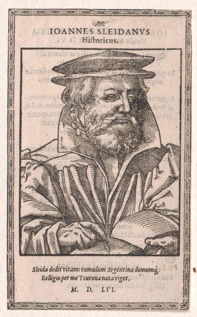 Sleidan, Johann