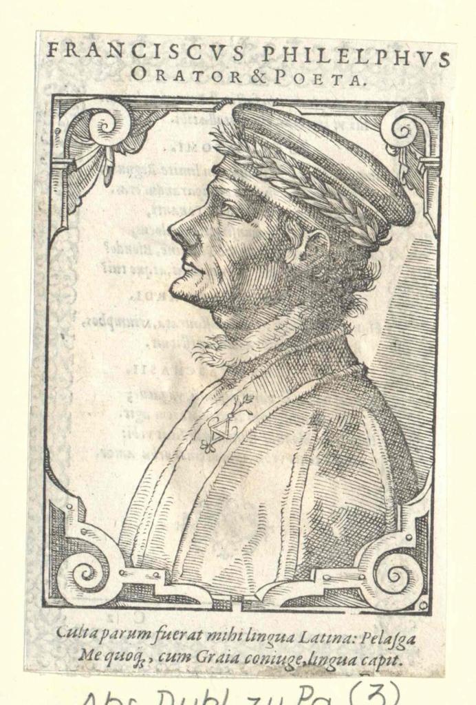 Filelfo, Francesco