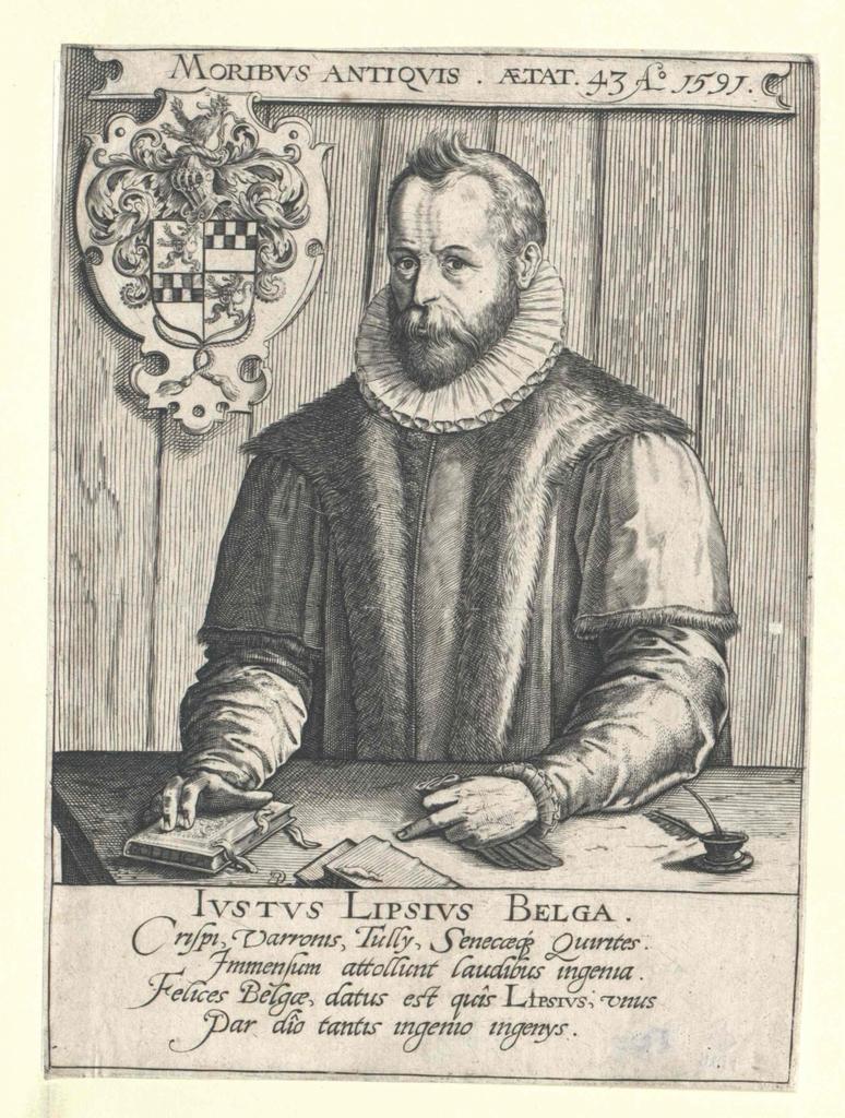 Lipsius, Justus