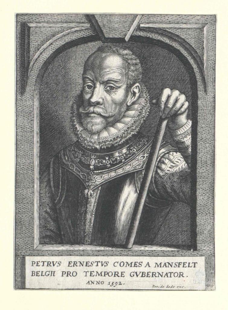 Mansfeld, Peter Ernst Fürst von