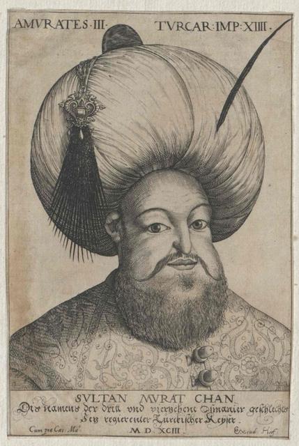 Murad III., Sultan der Türkei