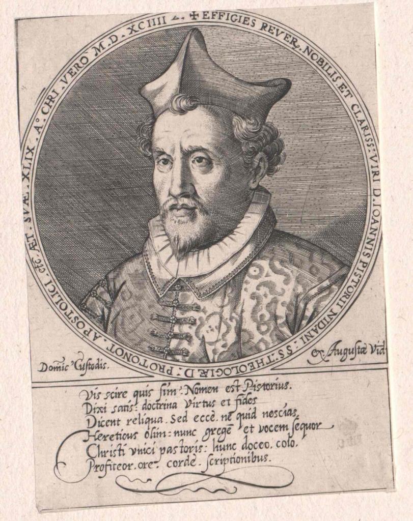 Pistorius, Johannes