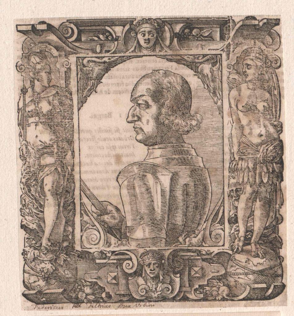 Friedrich von Montefeltro, Herzog von Urbino