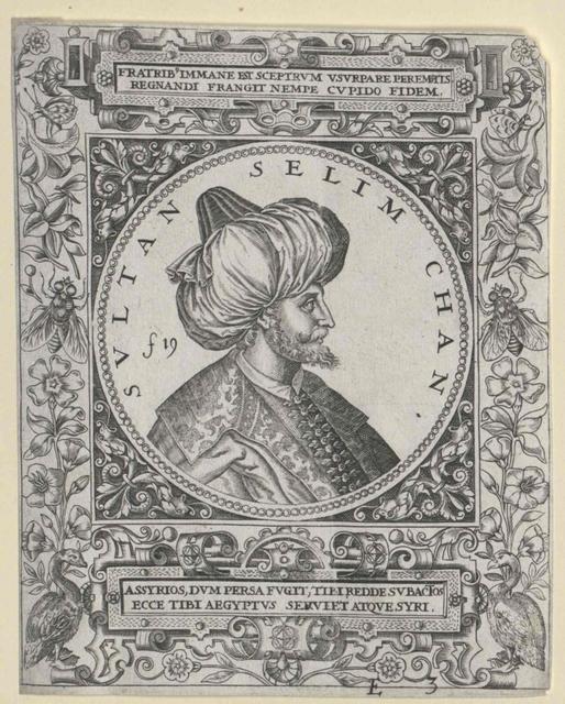 Selim I., der Strenge Sultan der Türkei
