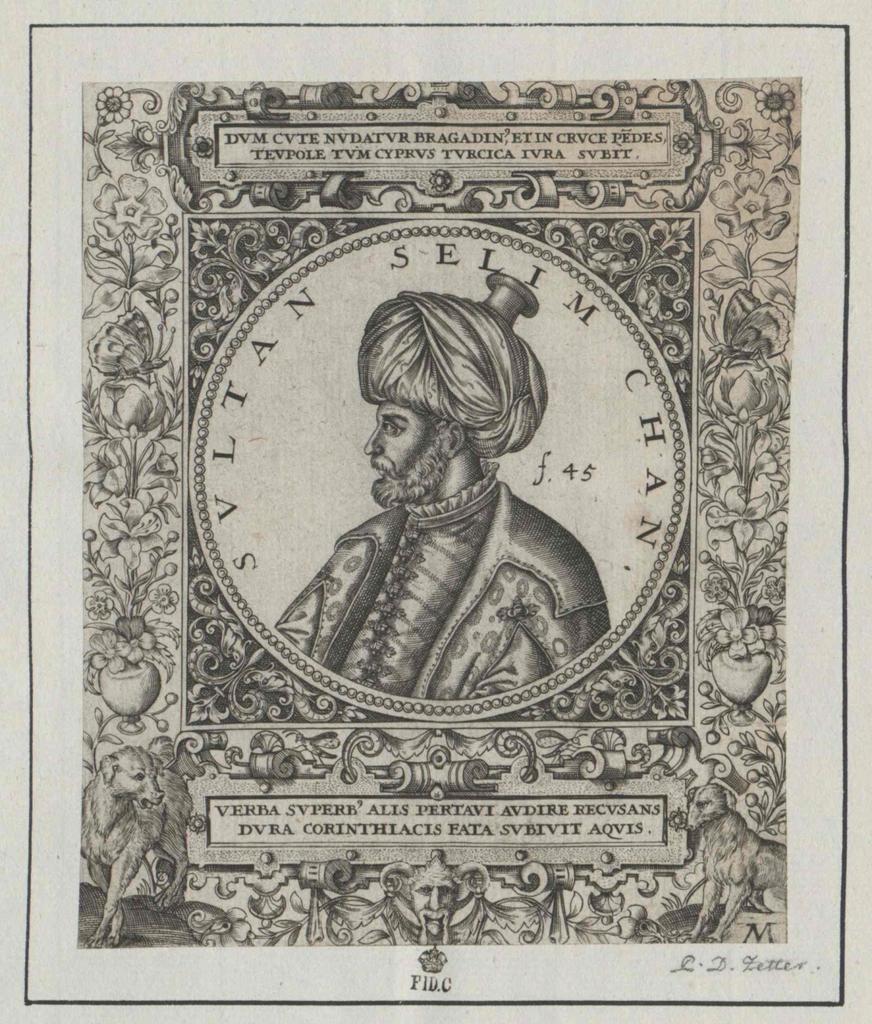 Selim II., der Trunkene Sultan der Türkei