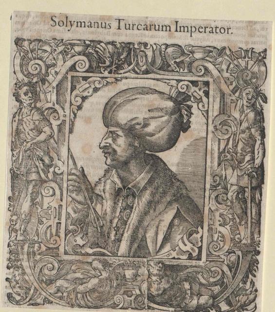 Suleiman II., Sultan der Türkei