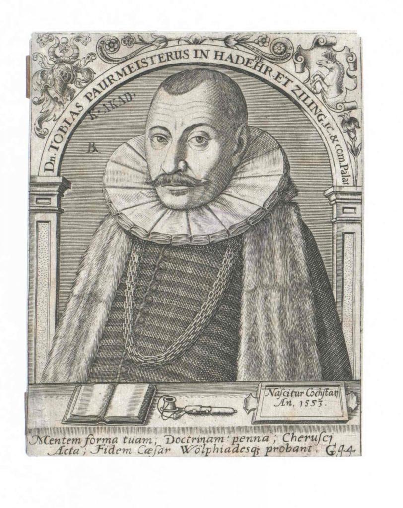 Paurmeister von Kochstedt, Tobias