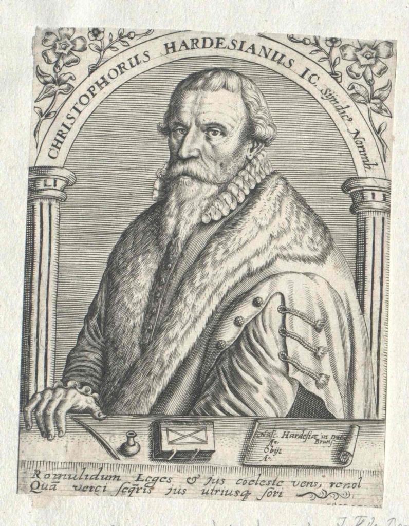 Hardesheim, Christoph