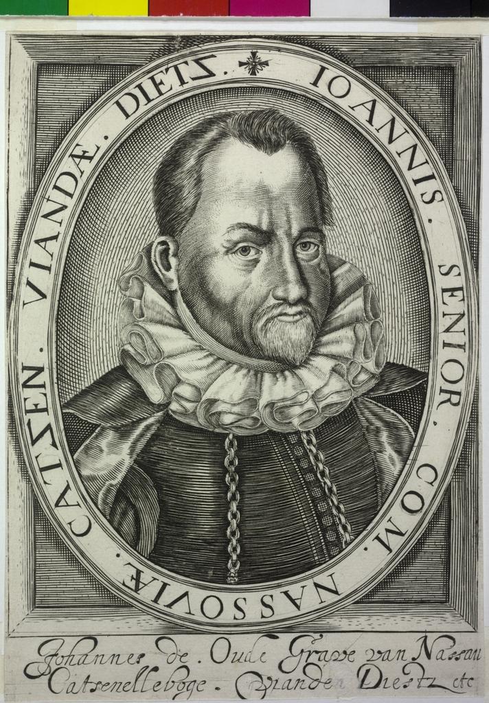 Johann VI., der Alte, Graf von Nassau-Dillenburg
