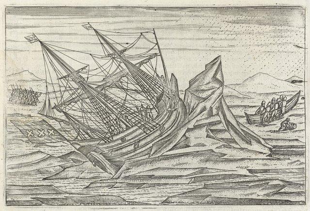 Vraye Description de Trois Voyages de mer tres admirables....