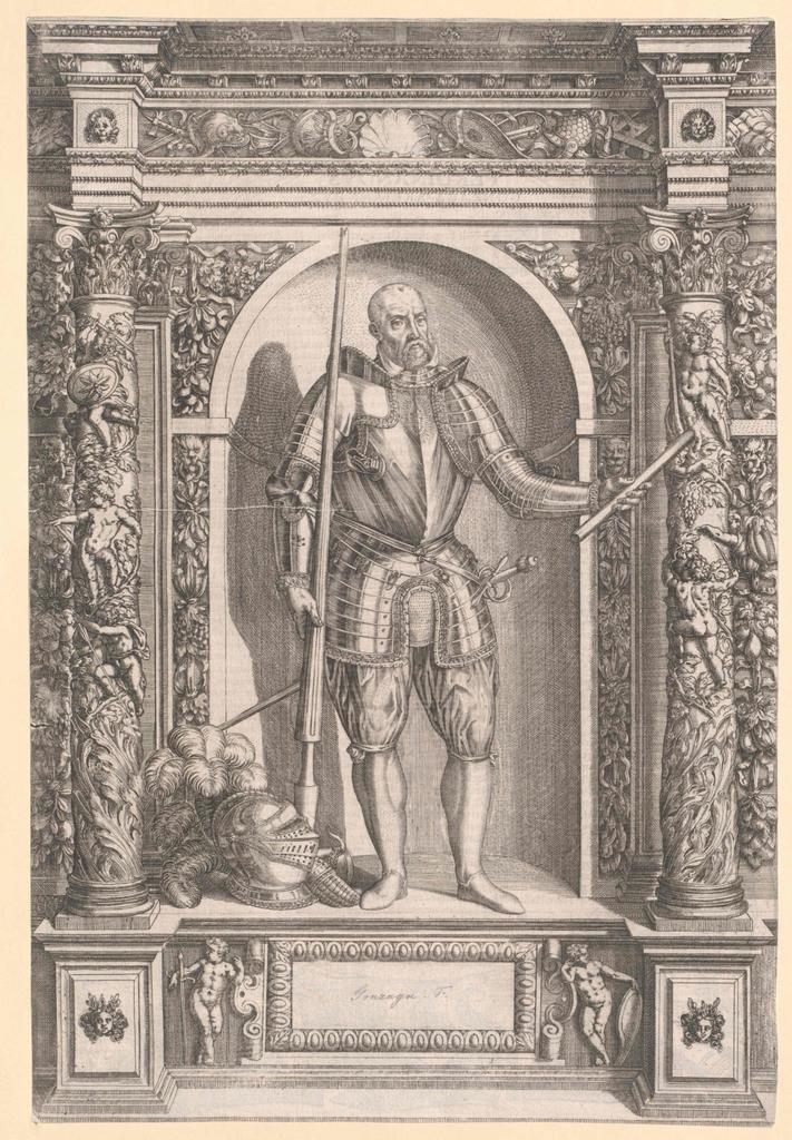 Ferdinand I. Gonzaga, Graf von Guastalla