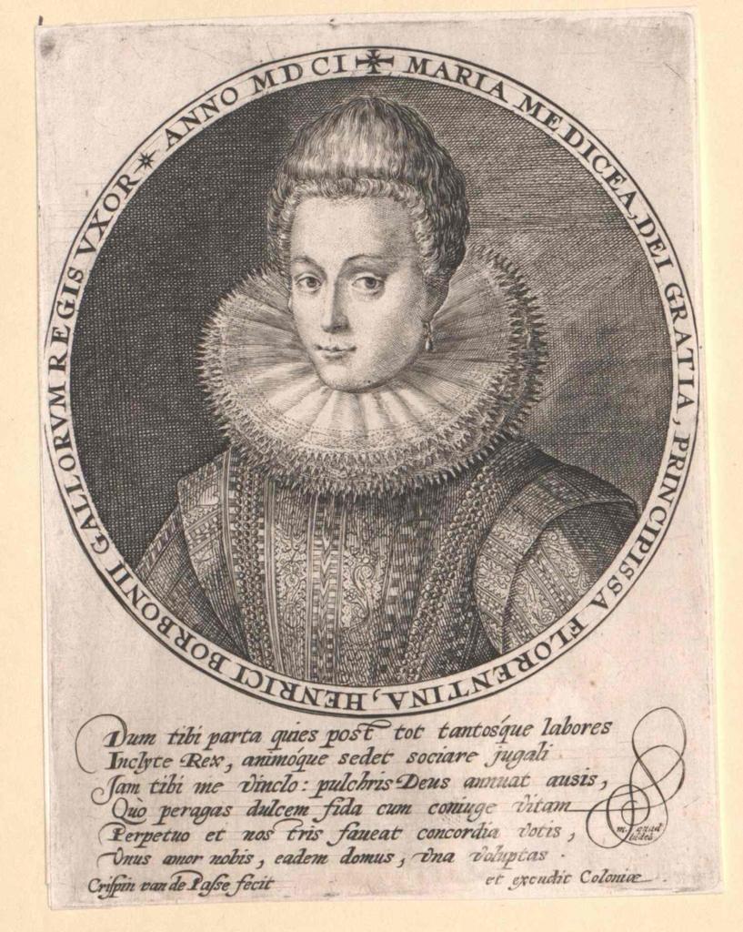 Maria de 'Medici, Prinzessin von Toskana
